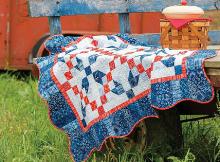 Summertime Blue Quilt Pattern