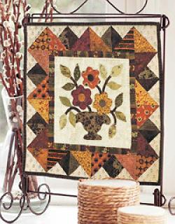 Vase of Flowers Quilt