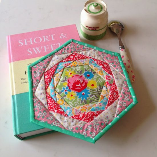 Hexie Potholder