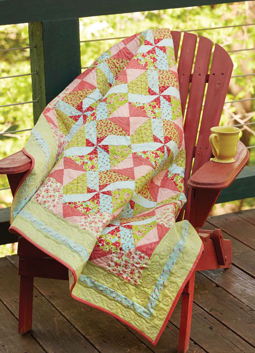Merriment Quilt Pattern