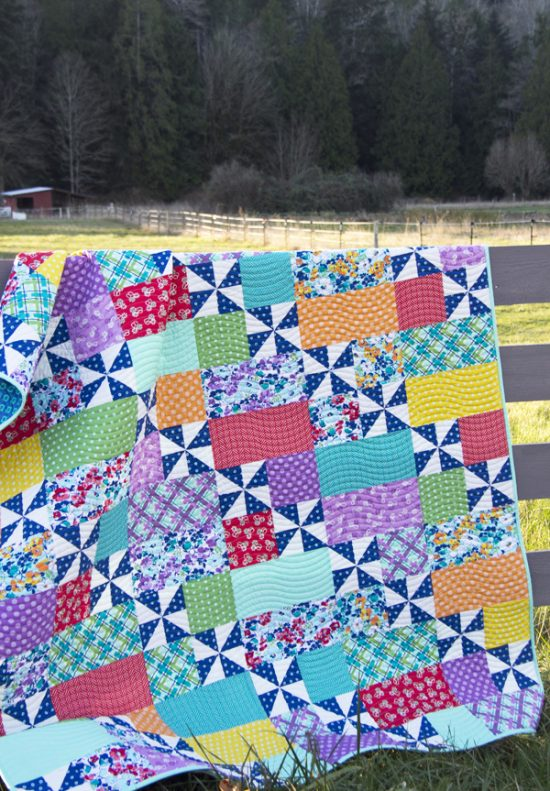 Playful 2 Quilt Pattern