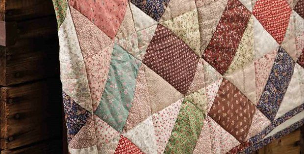 Scrappy Crossings Quilt