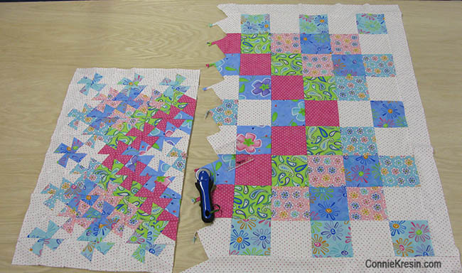Give a Little Twist to a Quilt Around the World - Quilting Digest : twister quilt patterns - Adamdwight.com