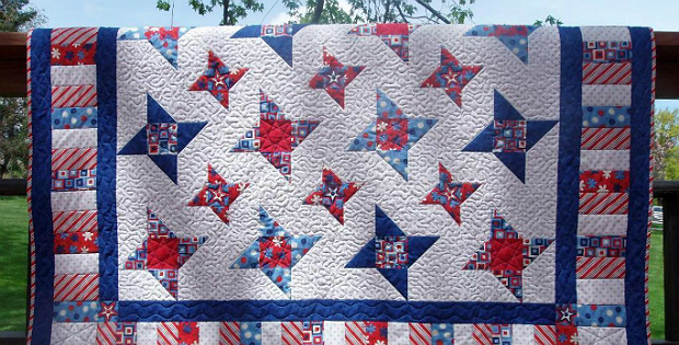 Friendship Parade Quilt Pattern