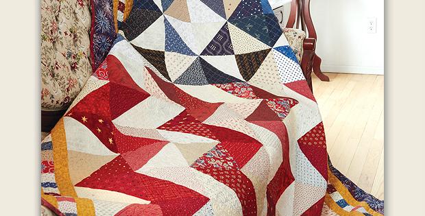 Homeland Quilt Pattern