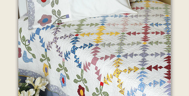 Pineapple Patch Quilt