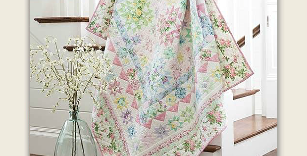 Sweet Lizzy Quilt Pattern
