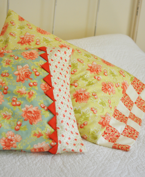 Patchwork Pillowcases