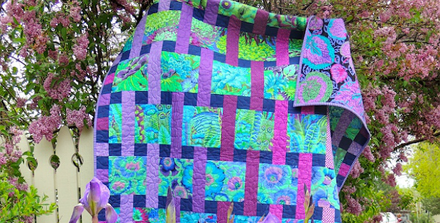 Interweave Quilt Pattern