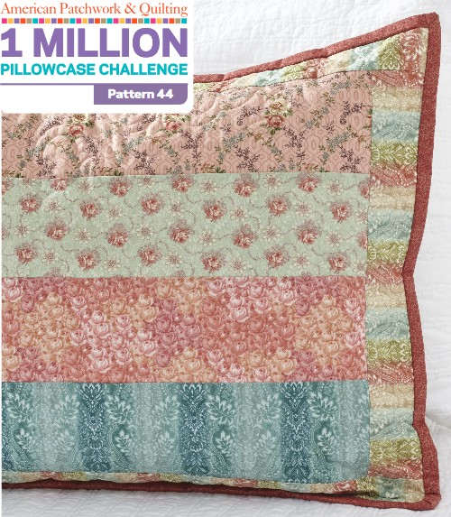 1 Million Pillowcase Challenge Pattern