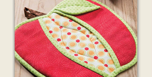 Apple Pot Holder Pattern