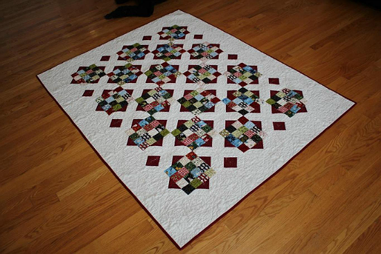 Arkansas Crossroads Quilt