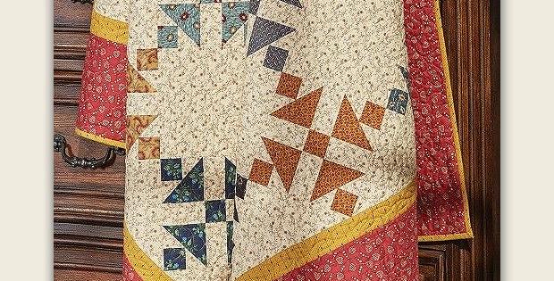 Cat's Cradle Quilt Pattern