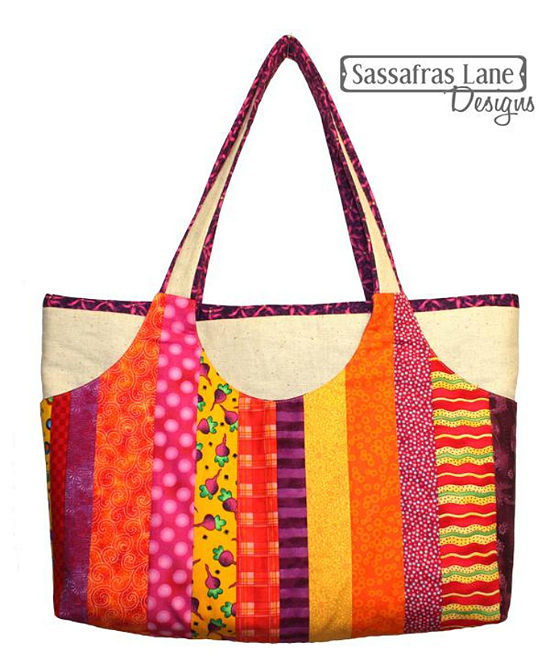 Cooper Carry-All Bag Pattern