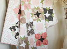Full Bloom Quilt Pattern