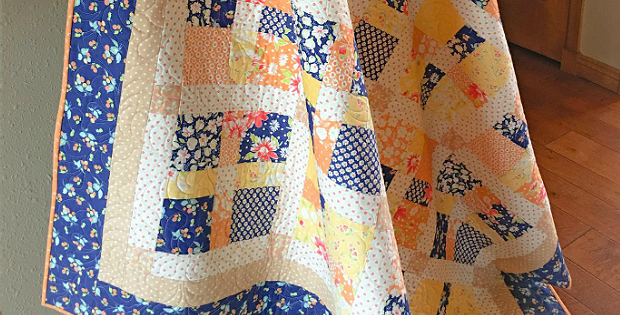 Harmony Quilt Pattern