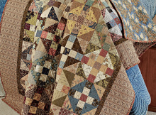 Michigan Crossroads Quilt Pattern