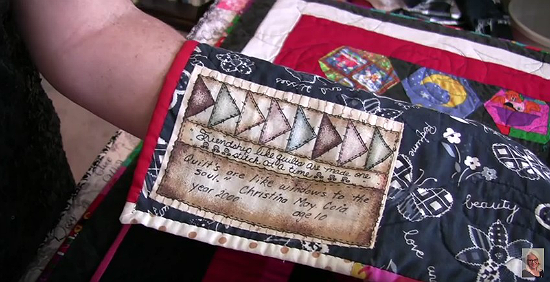 Creative Ideas for Easy Quilt Labels