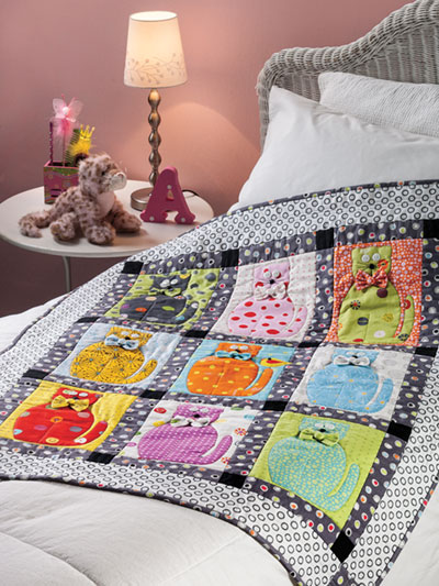 Dare to be Different Quilt