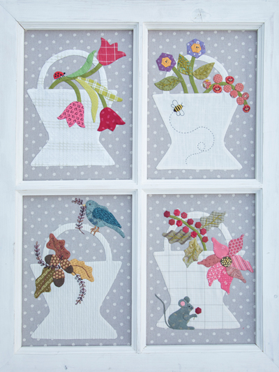In the Season Thereof Quilt Pattern