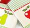 Apple & Pear Kitchen Towels