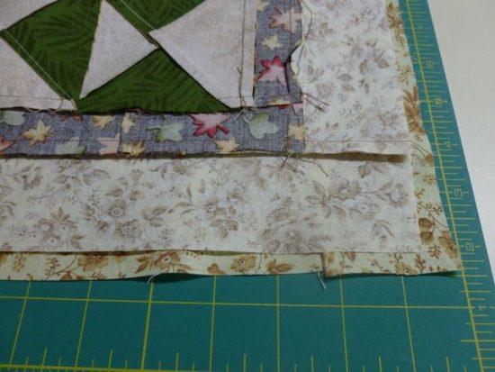 Slap and Sew vs Measure and Cut Borders
