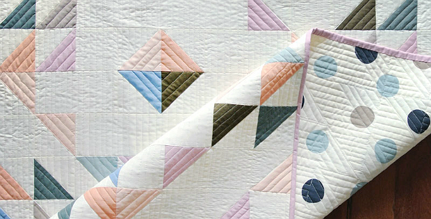 Indian Summer Baby Quilt Pattern