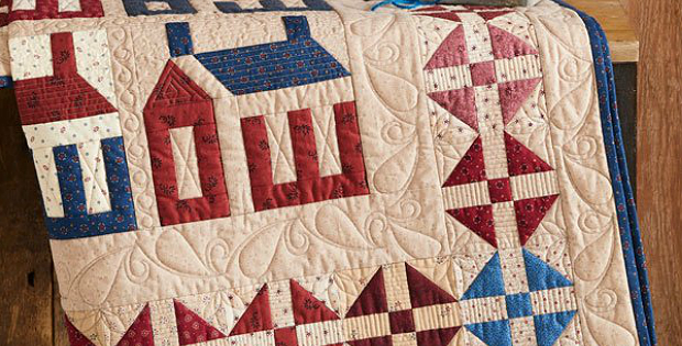 Americana Quilt Pattern