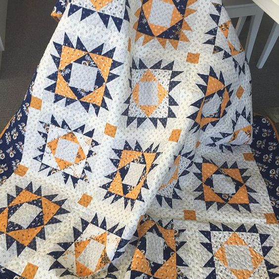 Blue Cheese Quilt Pattern