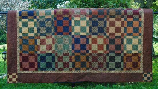 Carson's Courtyard Quilt Pattern
