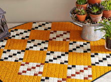Table Manners Quilt Pattern