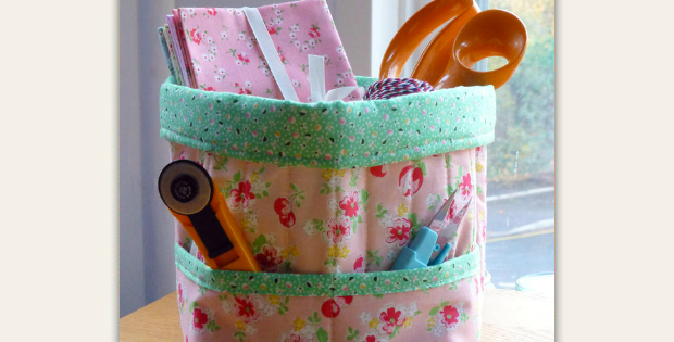 Fabric Storage Caddy
