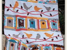 Free as a Bird Quilt Pattern
