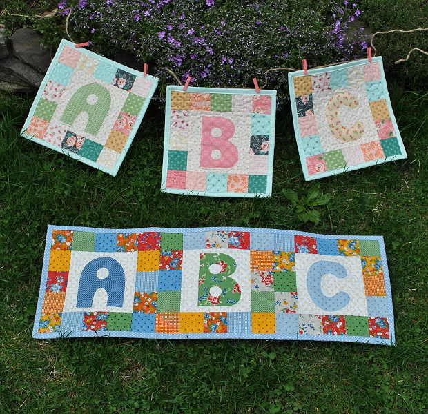 ABC Banner Pattern