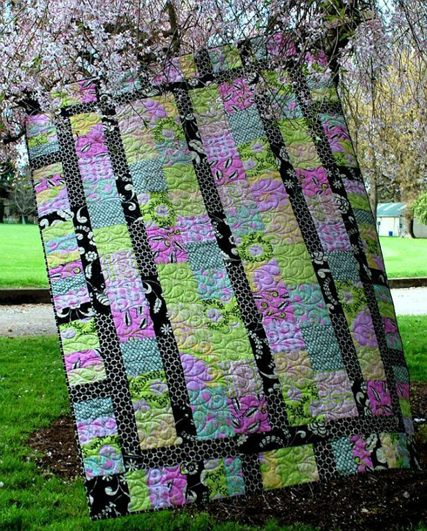 Jenny's Daydreams Quilt Pattern
