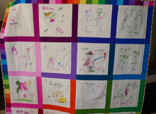 How to Get Kids Quilting