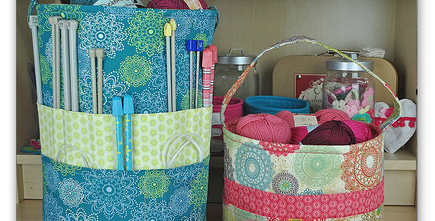 Knitters and Crochet Tote Pattern