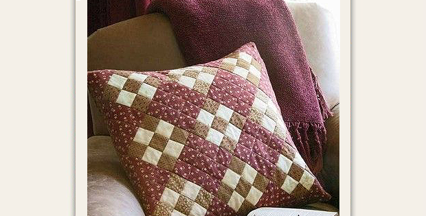 Pillow Patch Pattern