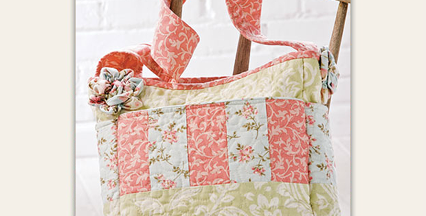 Posy Patchwork Bag Pattern