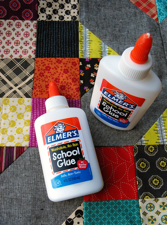 How to Use Glue in Quilting