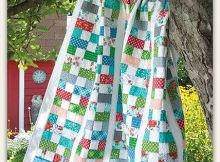 Spring Forth Quilt Pattern