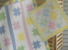 Star Baby Quilt Pattern