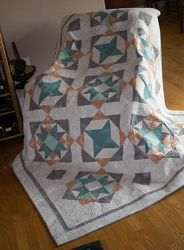 Starshine Quilt Pattern
