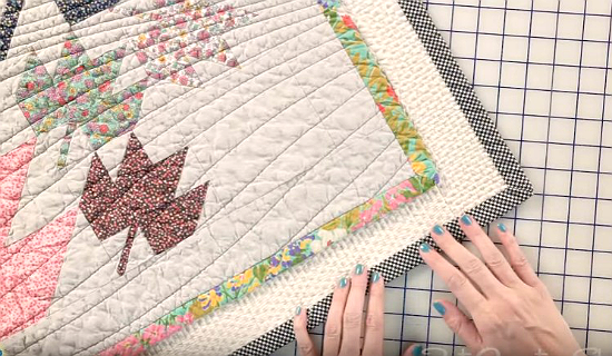 How to Make a Wide Binding