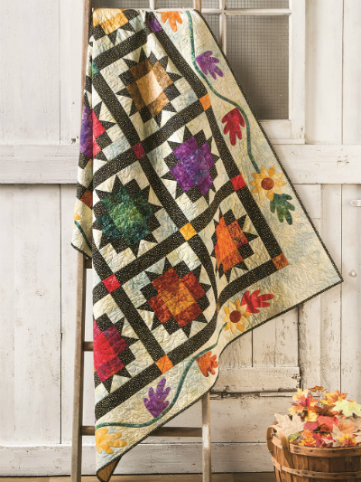My Favorite Color is October - Quilt Pattern