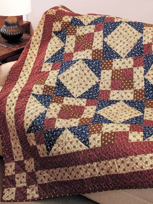 American Independence Quilt Pattern