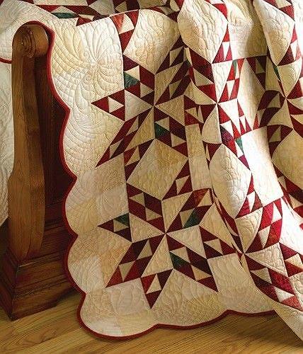 Elegant Stars Quilt Pattern
