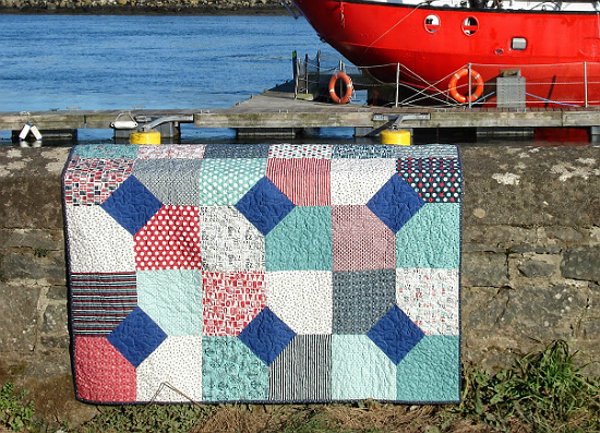 Layers of Charm Quilt