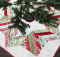 Jelly Roll Tree Skirt Pattern
