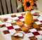 Basket Table Topper Pattern